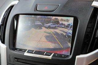 2018 Isuzu D-MAX TF MY18 LS-Terrain HI-Ride (4x4) Magnetic Red 6 Speed Automatic Crew Cab Utility