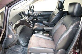2010 Nissan Elgrand E51 Highway Star Purple 5 Speed Automatic Wagon