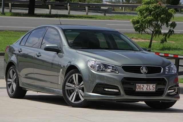Used Holden Commodore VF MY14 SS, 2013 Holden Commodore VF MY14 SS Grey 6 Speed Manual Sedan