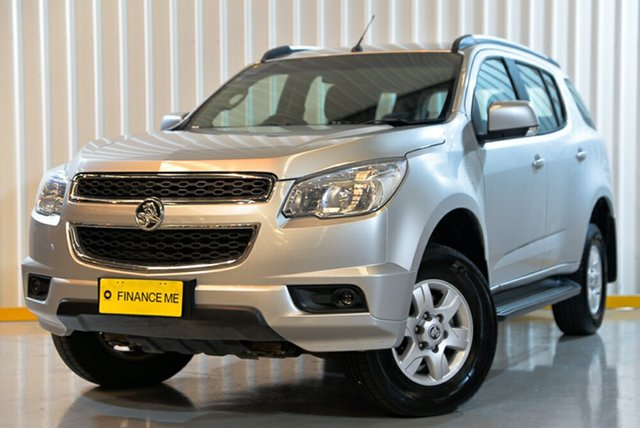 Used Holden Colorado 7 RG MY16 LT, 2016 Holden Colorado 7 RG MY16 LT Silver 6 Speed Sports Automatic Wagon