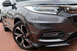 2019 Honda HR-V MY20 RS Modern Steel 1 Speed Constant Variable Hatchback.