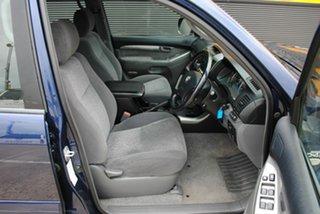 2008 Toyota Landcruiser Prado KDJ120R GXL Dynamic Blue 5 Speed Automatic Wagon