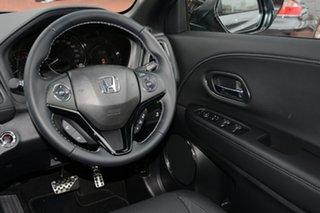 2019 Honda HR-V MY20 RS Modern Steel 1 Speed Constant Variable Hatchback