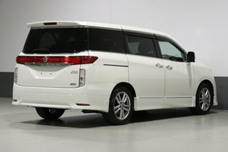 2010 Nissan Elgrand E51 Highway Star Pearl Black 5 Speed Automatic Wagon