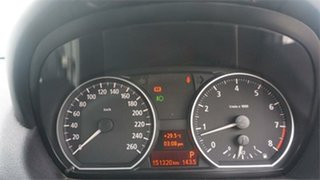 2006 BMW 1 Series E87 130i Sport Red 6 Speed Automatic Hatchback