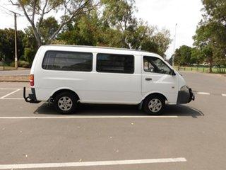 2003 Kia Pregio CT White 5 Speed Manual Van.