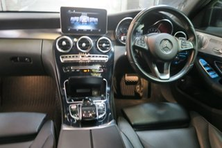 2016 Mercedes-Benz C-Class S205 807MY C250 Estate 7G-Tronic + Grey 7 Speed Sports Automatic Wagon.