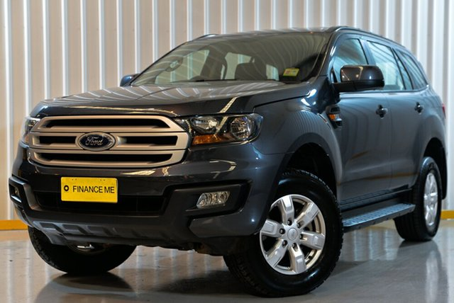 Used Ford Everest UA 2018.00MY Ambiente 4WD, 2018 Ford Everest UA 2018.00MY Ambiente 4WD Grey 6 Speed Sports Automatic Wagon