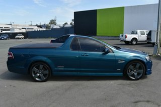 2012 Holden Commodore VE II MY12.5 SS Z-Series Green 6 Speed Manual Utility