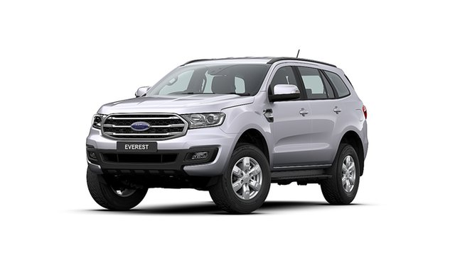 New Ford Everest UA II 2020.75MY Ambiente Deer Park, 2020 Ford Everest UA II 2020.75MY Ambiente Aluminium 6 Speed Sports Automatic SUV