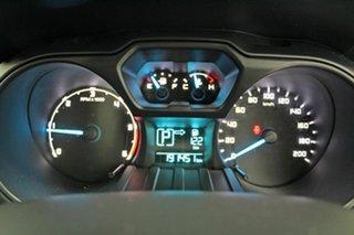 2014 Ford Ranger PX XL 2.2 Hi-Rider (4x2) Black 6 Speed Automatic Crew Cab Pickup