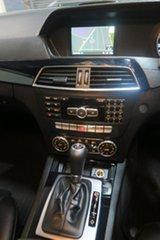 2014 Mercedes-Benz C-Class W204 MY14 C200 Estate 7G-Tronic + Avantgarde White 7 Speed