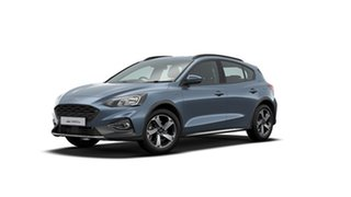 2021 Ford Focus SA MY21 Active Blue Metallic 8 Speed Automatic Hatchback