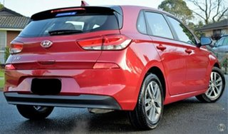 2018 Hyundai i30 PD MY18 Active Red 6 Speed Manual Hatchback