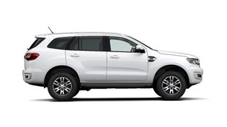 2020 Ford Everest UA II 2020.25MY Trend 4WD Arctic White 10 Speed Sports Automatic Wagon