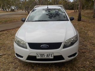 2009 Ford Falcon FG Super Cab 5 Speed Automatic Cab Chassis