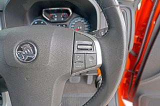 2018 Holden Colorado RG MY18 Z71 Pickup Crew Cab Orange 6 Speed Sports Automatic Utility