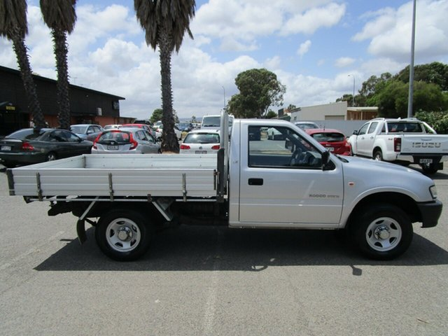Used Holden Rodeo RA LX, 2003 Holden Rodeo RA LX 5 Speed Manual Cab Chassis