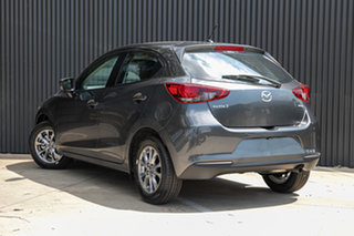 2019 Mazda 2 DJ2HAA G15 SKYACTIV-Drive Pure Machine Grey 6 Speed Sports Automatic Hatchback