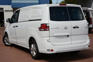 2019 LDV G10 SV7C Blanc White 6 Speed Sports Automatic Van.
