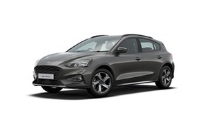 2020 Ford Focus Active Magnetic 8 Speed Automatic Hatchback.