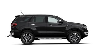 2020 Ford Everest UA II 2020.25MY Titanium Shadow Black 10 Speed Sports Automatic SUV