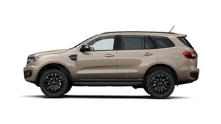 2020 Ford Everest UA II 2020.25MY Sport 4WD Silver 10 Speed Sports Automatic Wagon.
