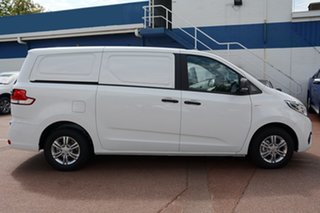 2019 LDV G10 SV7C Blanc White 6 Speed Sports Automatic Van