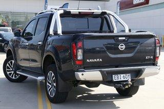 2019 Nissan Navara D23 Series III MY18 ST-X (4x4) (lt+sr) Black 7 Speed Automatic Dual Cab Pick-up.