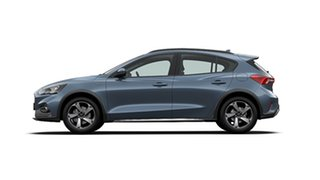 2021 Ford Focus SA MY21 Active Blue Metallic 8 Speed Automatic Hatchback.