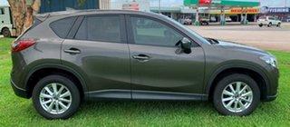 2016 Mazda CX-5 KE1072 Maxx SKYACTIV-Drive Sport Grey 6 Speed Sports Automatic Wagon.