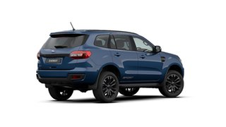 2020 Ford Everest UA II MY20.25 Sport (4WD 7 Seat) Deep Crystal Blue 10 Speed Auto Seq Sportshift