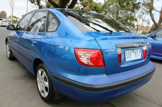 2004 Hyundai Elantra XD MY04 Blue 5 Speed Manual Hatchback