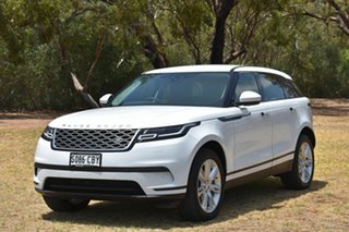 2019 Land Rover Range Rover Velar L560 MY19.5 P250 AWD S White 8 Speed Sports Automatic Wagon