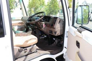 2012 Mitsubishi Rosa BE64D Deluxe White Manual Midi Coach.