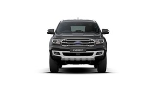 2020 Ford Everest UA II 2020.75MY Trend Shadow Black 10 Speed Sports Automatic SUV.