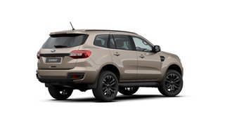 2020 Ford Everest UA II 2020.25MY Sport 4WD Silver 10 Speed Sports Automatic Wagon