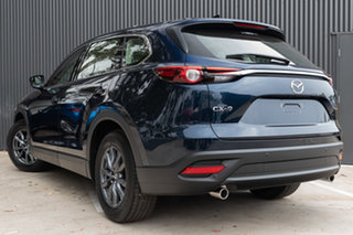 2019 Mazda CX-9 TC Touring SKYACTIV-Drive Deep Crystal Blue 6 Speed Sports Automatic Wagon