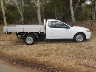 2009 Ford Falcon FG Super Cab 5 Speed Automatic Cab Chassis.