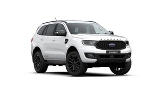 2020 Ford Everest UA II 2020.75MY Sport Arctic White 10 Speed Sports Automatic SUV