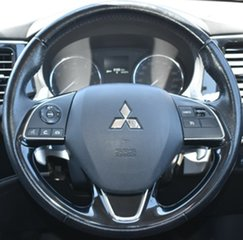2015 Mitsubishi Outlander ZK MY16 XLS 4WD White 6 Speed Constant Variable Wagon