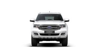 2020 Ford Everest UA II 2020.25MY Trend 4WD Arctic White 10 Speed Sports Automatic Wagon.