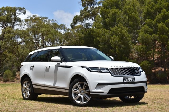 Used Land Rover Range Rover Velar L560 MY19.5 P250 AWD S, 2019 Land Rover Range Rover Velar L560 MY19.5 P250 AWD S White 8 Speed Sports Automatic Wagon
