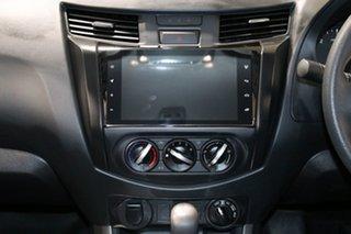 2016 Nissan Navara D23 Series II RX (4x4) Grey 7 Speed Automatic Double Cab Utility