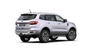 2020 Ford Everest UA II 2020.75MY Titanium Silver 10 Speed Sports Automatic SUV