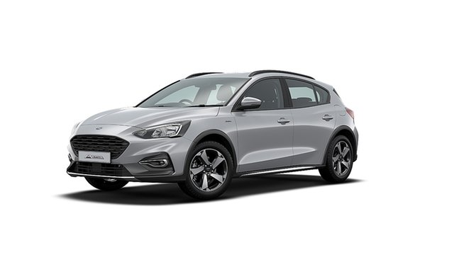 New Ford Focus SA 2020.25MY Active Cardiff, 2020 Ford Focus SA 2020.25MY Active Moondust Silver 8 Speed Automatic Hatchback
