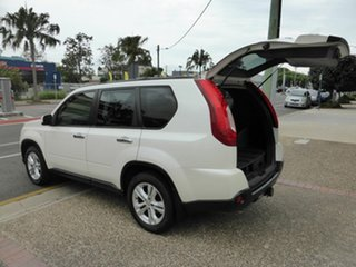 2012 Nissan X-Trail T31 MY11 ST (4x4) White 6 Speed CVT Auto Sequential Wagon