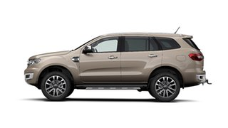 2020 Ford Everest UA II 2020.75MY Titanium Diffused Silver 10 Speed Sports Automatic SUV.