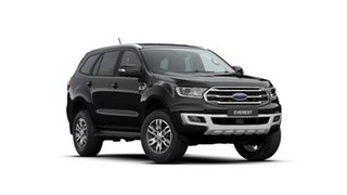 2020 Ford Everest UA II 2020.75MY Trend Shadow Black 10 Speed Sports Automatic SUV