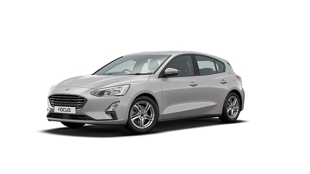 New Ford Focus SA 2020.25MY Trend Capalaba, 2019 Ford Focus SA 2020.25MY Trend Metropolis White 8 Speed Automatic Hatchback
